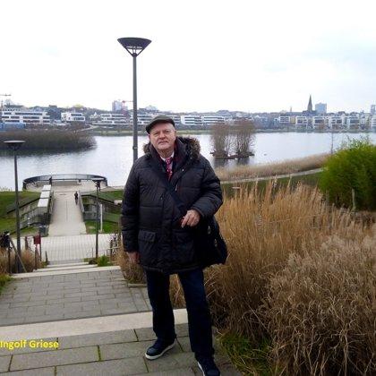 Mein Dortmund, am Phoenix-See
